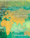 International Business: Strategy, Management, and the New Realities