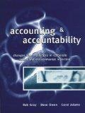 Accounting and Accountability