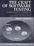Craft of Software Testing Subsystem Testing Including Object-Based and Object-Oriented Testing