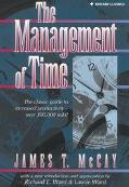 Management of Time - James T. McCay - Paperback - REPRINT