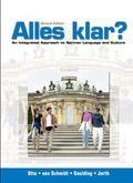 Alles Klar? An Integrated Approach to German Language and Culture