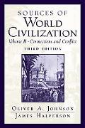 Sources of World Civilization Connections and Conflict