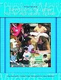 Words Their Way Word Sorts for Letter Name-Alphabetic Spellers