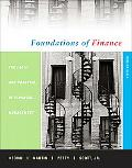 Foundations Of Finance The Logic And Practice Of Finance Management