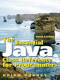 Essential Java Class Reference for Programmers