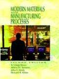 MODERN MATERIALS & MANUFACTURING PROCESSES