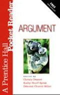 Argument A Prentice Hall Pocket Reader
