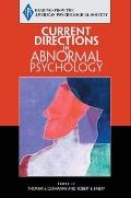 Aps Current Directions in Abnormal Psychology