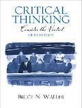 Critical Thinking Consider the Verdict
