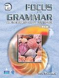 Focus On Grammar 2 An Integrated Skills Approach