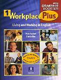 Workplace Plus 1 With Grammar Booster Living And Working in English