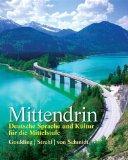Mittendrin: Deutsche Sprache und Kultur fr die Mittelstufe