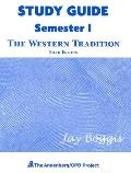 Western Tradition-Std. Guide Semester I