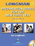 Longman Preparation Series for the New TOEIC Test Advanced Course