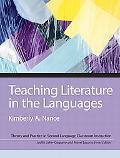 Teaching Literature in the Languages