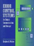 Error Control Systems for Digital Communication and Storage
