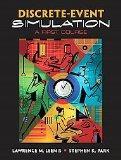 Discrete Event Simulation: A First Course - Pearson International Edition