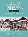 Aspects of Western Civilization Problems and Sources
