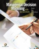 Managerial Decision Modeling with Spreadsheets, Second Canadian Edition (2nd Edition)