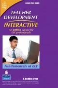 Teacher Development Interactive, Fundamentals of ELT, Student Access Card