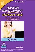 Teacher Development Interactive: Speaking Module (Student Access Code Card)