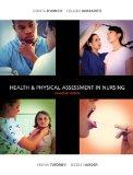Health &Physical Assessment in Nursing, Canadian Edition