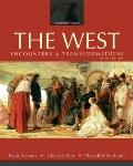 The West: Encounters & Transformations, Combined Volume (3rd Edition)