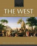 The West: Encounters & Transformations, Volume 2 (3rd Edition)