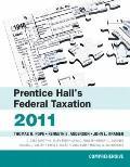Prentice Hall's Federal Taxation 2011: Comprehensive (24th Edition)