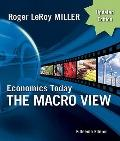 Economics Today: The Macro View Update Edition (15th Edition) (Myeconlab)