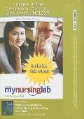 MyNursingLab with Pearson eText Student Access Code Card for Medical-Surgical Nursing: Criti...