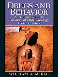 Drugs And Behavior An Introduction to Behavioral Pharmacology