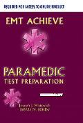 Emt Achieve Paramedic Test Preparation - Student Access Code