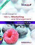 Menu Marketing And Management Competency Guide