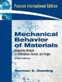 Mechanical Behavior of Materials, 3rd Edition