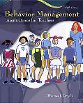 Behavior Management Applications for Teachers