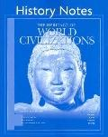 Heritage of World Civilizations History TLC Brief: Volume 1 -Notes