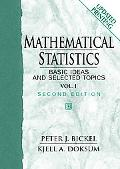 Mathematical Statistics Basic Ideas And Selected Topics