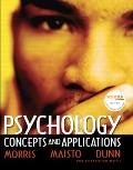 MyPsychLab : Psychology: Concepts and Applications