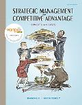 Strategic Management and Competitve Advantage Concepts and Cases