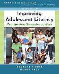 Improving Adolescent Literacy Content Area Strategies at Work