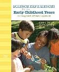 Science Experiences for the  Early Childhood Years: An Integrated Affective Approach (10th E...