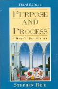 Purpose+process:reader for Writers