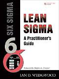 Lean Sigma A Practitioner's Guide