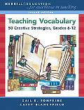50 Strategies for Teaching Vocabulary, Grades 6-12