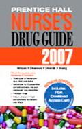 Prentice Hall Nurse's Drug Guide 2007 Retail