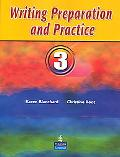 Writing Preparation and Practice 3