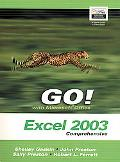 Go Microsoft Excel 2003 Comprehensive + Student Cd