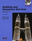 Auditing and Assurance Services: An Integrated Approach.