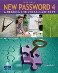 New Password 4: A Reading and Vocabulary Text (with MP3 Audio CD-ROM) (2nd Edition)